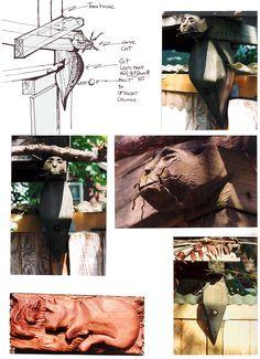 Treehouse Cat
