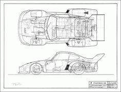 188 Best Race Car Blueprints & Cutaways images in 2018