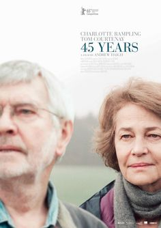 """A film for just a few, those who can patiently, by sorbing each scene, wait for the end. The hurting pain of a woman, who finds out after 45 years of marriage, that she was never """"the one and only"""" for her husband. Outstanding performances, but Rampling speaks without words. By Lúcia"""