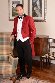 Groomswear from Rupert the Tailor