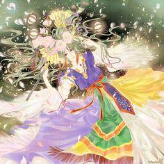 Ran Ryuuren III. ♥ Saiunkoku Monogatari Art.