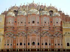 #Jaipur #HawaMahal #India #North #Inde