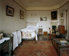The Cook's Bedroom at Wightwick Manor, Wolverhampton, West Midlands   National Trust Images