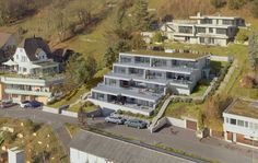 STOMEO Architektur Visualisierung - Zürich Mansions, House Styles, Home Decor, Environment, Terrace, Architecture Visualization, Real Estates, Floor Layout, House
