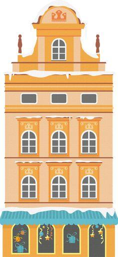 Sisters' Warehouse: Casette - Little homes