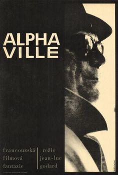 Alpha Frankreich Vintage Film