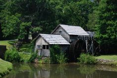 One of my favorites... Mabry Mill on the Blue Ridge Parkway
