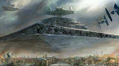 Star Wars ~ Star Destroyer