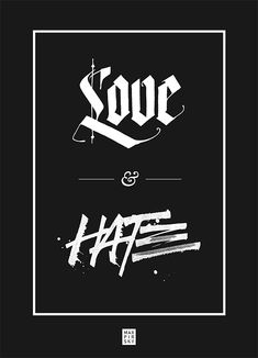 Hand-Lettering by Max Pirsky | Inspiration Grid | Design Inspiration