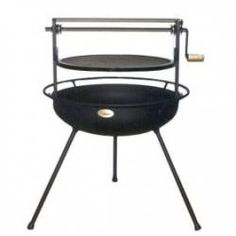 Sequoia Super Grill Firepit