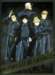 State alchemists