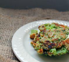 broccoli feta patties {recipe redux}