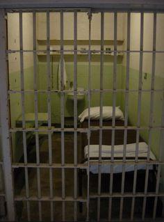 Gevangenis Cel