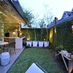 Jardines modernos de Tania Bertolucci - Arquitetos Associados