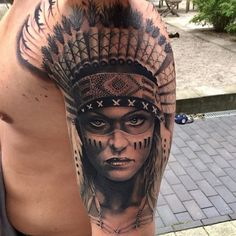 Resultado de imagen de desenho indía pra tatuar