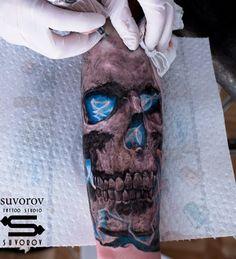 Site oficial do mestre Alexander Suvorov tatuagem