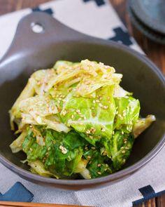無限♡うまたれキャベツ【#包丁いらず #やみつき】 by Yuu 「写真がきれい」×「つくりやすい」×「美味しい」お料理と出会えるレシピサイト「Nadia | ナディア」プロの料理を無料で検索。実用的な節約簡単レシピからおもてなしレシピまで。有名レシピブロガーの料理動画も満載!お気に入りのレシピが保存できるSNS。