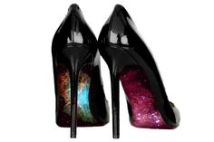 Nebula Sole Decals perfect for weddings, shoe decals, high heel stickers, wedding shoe decal, high heel shoe decorations by KARMAMOB on Etsy https://www.etsy.com/listing/120512006/nebula-sole-decals-perfect-for-weddings