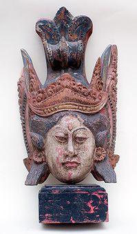Old Balinese Carving #Indonesianart #art http://livestream.com/livestreamasia