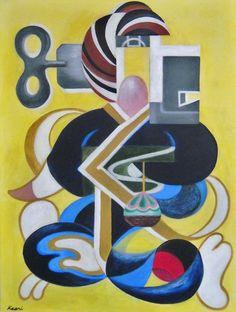 Kaori #Tommasoni, una giovane #artista nata a #Tokyo. Forme, dettagli per dipinti dai colori forti. http://www.mostra-mi.it/main/?p=5601