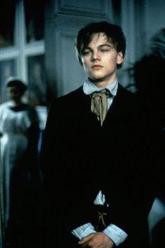 """Leonardo DiCaprio (Arthur Rimbaud) in """"Total Eclipse"""" (1995)"""