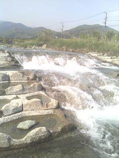 2012.5.17 yadoroki nakatsu_river 3
