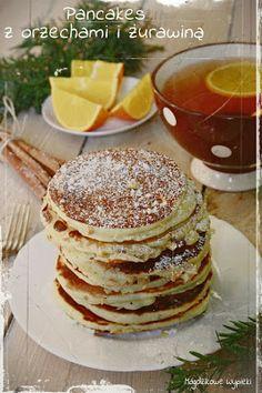 Pancakes z orzechami