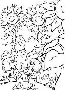 Coloring Pages For Dr. Seuss | Printable Coloring Pages | Fractions ...