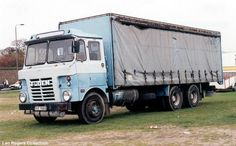 1977 FODEN S80 Old Lorries, Vintage Trucks, Commercial Vehicle, Classic Trucks, Big Trucks, Britain, Transportation, Buses, Cars