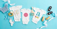 Personalized Baby Gifts, Personalized Products, Onesies, Cool Stuff, Gallery, Babies Clothes, Rompers