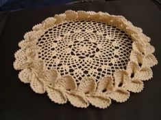 Diy Crafts - Ravelry: The Nosegay Doily pattern by American Thread Company Crochet Diy, Crochet Round, Crochet Home, Thread Crochet, Doily Rug, Lace Doilies, Crochet Doilies, Vintage Crochet Doily Pattern, Crochet Motifs
