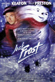 jack frost movie michael keaton   Jack Frost - Michael Keaton, Kelly Preston - Oversized Posters - buy ...