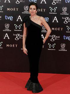 Premios Goya 2014 - ELLE.ES Ana Belen