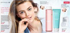Água Micellar: refrescante para limpar e remover a sua maquilhagem. Não necessita remover com água. Esfoliante facial: com grânulos de casca de amêndoa e ácido láctico, para uma pele fresca e radiante.