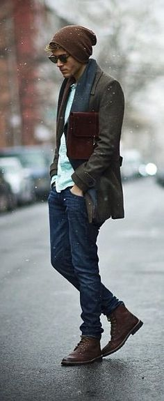 Winter Fashion ☐ #MensFashionFall