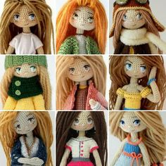https://vk.com/mb_dolls ♡ these dolls