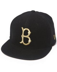 7c7ddb9937a Buy Brooklyn Dodgers 59th Anniversary Cashmere 5950 fitted hat Men s  Accessories from New Era. Find