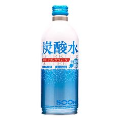 炭酸水 - 食@新製品 - 『新製品』から食の今と明日を見る!