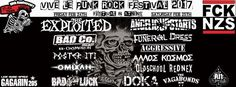 Vive Le Punk Rock ! 2017 Festival in Athens