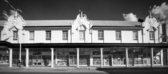 Old Boksburg Building Over The Years, South Africa, Monochrome, Photographs, Louvre, Memories, History, Building, Travel