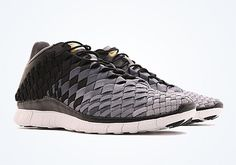 "Nike Free Inneva Woven ""Mine Grey"" - Arriving at Retailers - SneakerNews.com"