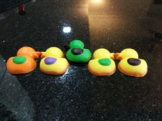 5 little Ducky went swimming one day!!!