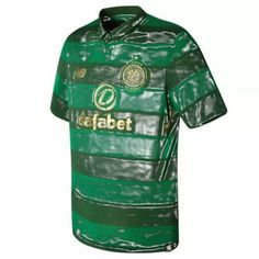 Celtic FC 2017-18 Season Away Darkgreen Shirt Jersey Celtic FC 2017-18  Season Away Darkgreen Shirt Jersey  a83443494