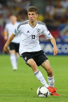 My favorite footballer, Thomas Muller