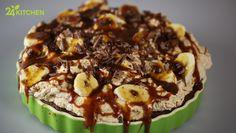 Muz, çikolata ve krema… Pasta dünyasının en lezzetli üçlüsü bu tarifte bir arada. Tarçın kokusu eşliğinde benzersiz bir ziyafet!