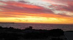 Sunset, Baja California
