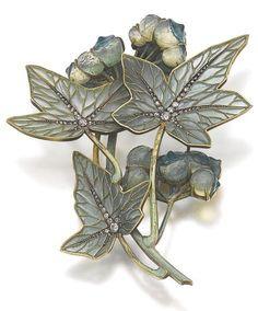 Bijoux - Art Nouveau - René Lalique