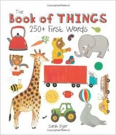 The Book of Things: 250+ First Words
