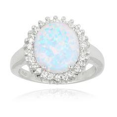 Beautiful Gemstone Oval Ring In 39.52€