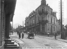 Hotel Centralny, Krupówki, 1916 r.